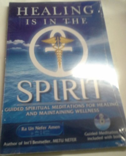 Healing Is in the Spirit (Book and Cd) ebook