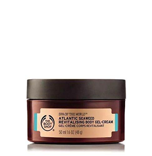 Shop Seaweed Body (The Body Shop Body Cream, Spa of The World Atlantic Seaweed Gel, 1.69 Fluid Ounce)
