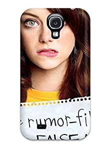 New JessicaBMcrae Super Strong Emma Stone 1920 Tpu Case Cover For Galaxy S4
