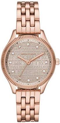 Michael Kors Ladies Lexington Wrist Watch WeeklyReviewer