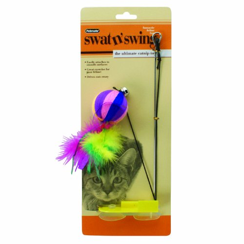 Petmate Swat Swing Interactive Yarn