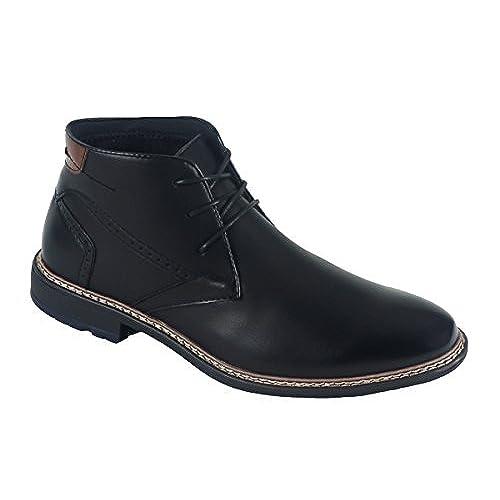 Faranzi Men's Chukka Boot