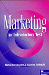 Marketing: An Introductory Text