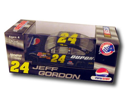 Dupont Automotive Finishes Pepsi Stuff #24 Limited Edition Adult Nascar Racing Diecast -