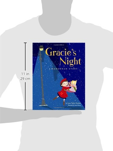Gracie's Night: A Hannukah Story Gracie's Night: A Hannukah Story A MOM'S CHOICE GOLD MEDAL WINNER!