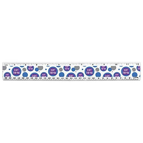pk of 100 4:1 /¼ x 15-inch Legal Spiral Binding Coils 6mm PMS Reflex Blue