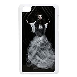 Ipod Touch 4 Gothic Phone Back Case Use Your Own Photo Art Print Design Hard Shell Protection FG068414