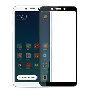 For Xiaomi Redmi 6&6A Tempered Glass Full Screen Protector(Black)