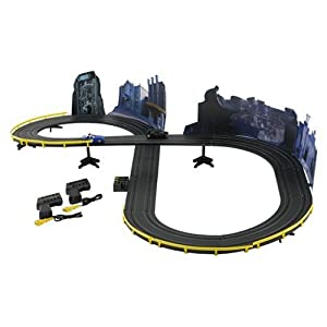 Hot Wheels Electric Racing Batman Begins Electric Race Set