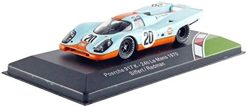 /Scale 1//43/Porsche 917/K Gulf/ CMR/ /Light Blue//Orange /cmr43001/Le Mans 1970/