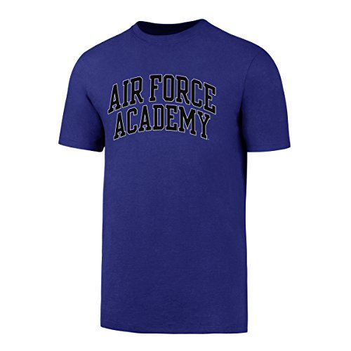 - NCAA Air Force Falcons Men's OTS Rival Tee, Royal, Large