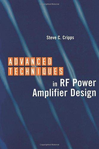 Advanced Techniques in RF Power Amplifier ()