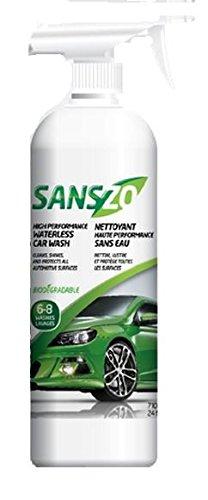 SansZo Waterless Eco High Performance Car Wash (24 Ounce)