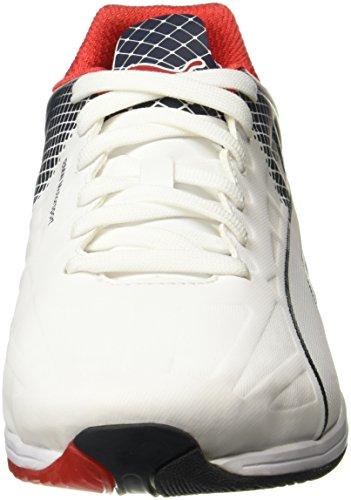 Puma , Baskets pour homme blanc blanc/bleu
