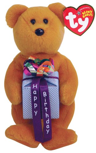 Ty Happy Birthday! - Mini Birthday (Happy Birthday Bears)