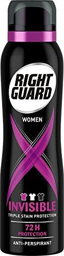 Right Guard Women Xtreme Invisible Anti-Perspirant Aerosol Deodorant 150 ml...