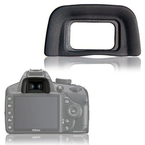 BlueBeach/® 3 Pieza Reemplazo DK-20 ocular para Nikon Eyecup ocular del visor DK20