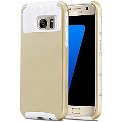 Galaxy S7 Case, Samsung Galaxy S7 Case,BENTOBEN Dual Layer Hybrid Hard PC & TPU Bumper Shockproof Protective Case Cover for Samsung Galaxy S7 G930U Sales