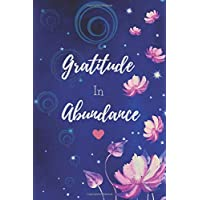 Gratitude In Abundance: 2 Books in 1. Journal for 5 minutes a day to develop mindful thankfulness. 2 Years/104 weeks of daily reflection with ... and beautiful illustrations (Good Days)