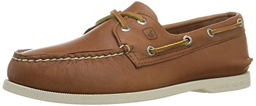 Sperry Top-Sider Men's A/O 2 Eye Boat Shoe,Tan,9.5 M US