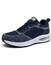 Luchtkussen sneaker voor heren en dames, lichtgewicht atletische hardloopschoenen, wandelschoen voor sport Gym training jogging