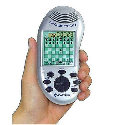 - Excalibur LCD Chess