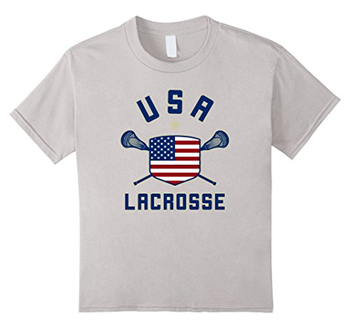 America Lax Tee Lacrosse Shirt product image