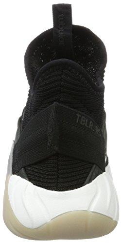 Adidas Originals Tubular De Tela Y Cuero Bicolor Aumento Zapatilla De Deporte De Los Hombres De Negro Outlet 100% auténtico Grandes ofertas V0eJ0WI