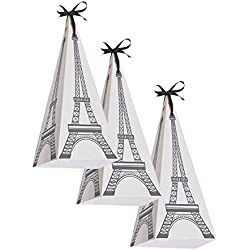 Party in Paris Treat Bag 24pk