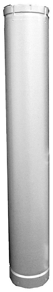 Speedi-Grille BV-RP 460 4-Inch x 60-Inch B-Vent Round Pipe