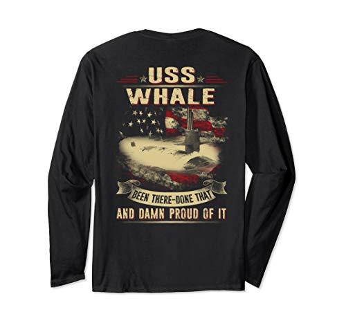 Navy USS Whale (SSN-638) Long Sleeve