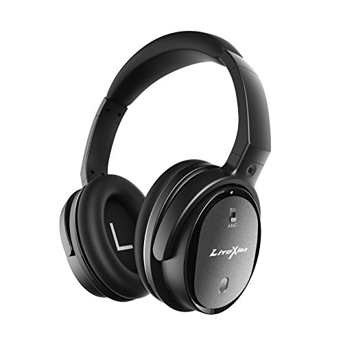 Noise Cancelling Headphones Litexim Qw 07 Bluetooth Headset With Microphone  Wireless Wired Bluetooth Wireless Earphones Over Ear  Csr With Apt X  Comfortable Protein Earpads For Travel  Work  Game