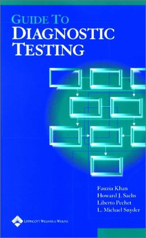 Guide to Diagnostic Testing