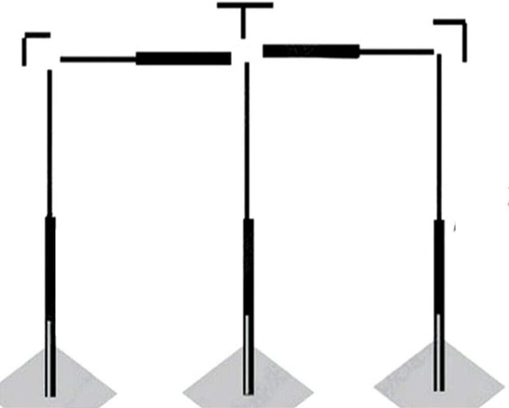 LianDu 10ft x10ft Heavy Duty Wedding Backdrop Stand Telescopic Pipe and Drape Kit Wedding Party Background Support Stand Curtain Frame with Stainless Steel Base