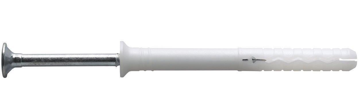MUNGO 1122810Z 8 x 100 mm MNA-Z Screws - White (100-Piece)