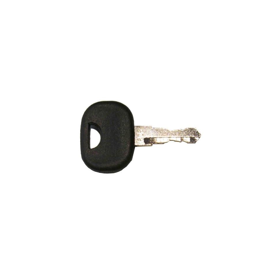 Ignition key for John Deere, Liebherr, Part Number 606