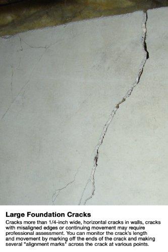 Diy Concrete Foundation Crack Repair Kit 10 Ft The