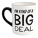 Jumbo Ceramic Mug, Big Deal