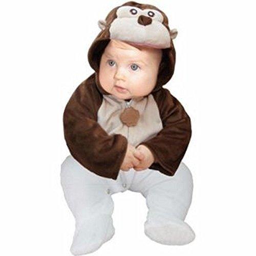 Monkey Jacket Halloween Costume 12-18 Months -