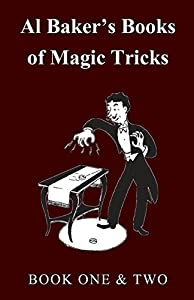 Al Baker's Books of Magic Tricks - Book One & Two (Demon)