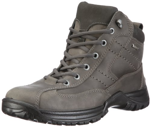 Jomos Quattro 1, Men's Boots Schwarz/Anthrazit Tornado Wp/Nubuk Wp