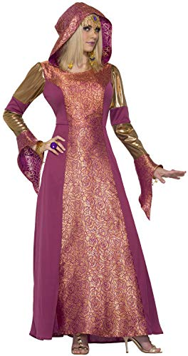 Forum Novelties Women's Standard Arabian Queen Costume, as as Shown Standard]()