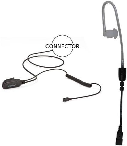 High Quality Headset//Earpiece For Motorola Radio Talkabout Basic 200//250
