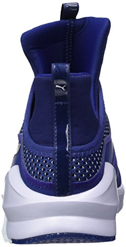 Puma Fierce Velvet VR, Scarpe Sportive Indoor Donna Blu (Blue Depths-iceland Blue)