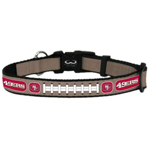 hot sale 2017 NFL San Francisco 49ers Reflective Football Collar