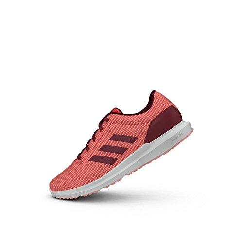 Adidas Damen Cosmic W Turnschuhe, Rot (Rosbas/Buruni/Suabri), 38 EU