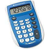 Texas Instruments TI-503SV Pocket Calculator CALCULATOR,POCKET DPCFX8P (Pack of20)