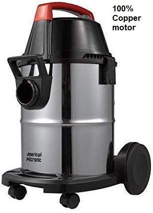 American Micronic Wet & Dry Vacuum Cleaner