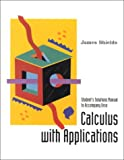 Calculus with Applications, Shields, James, 0070666539