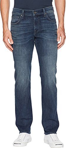 7 For All Mankind Men's Standard Straight-Leg Jean, Untouchable, 38 (7 Mankind For Mankind All Jeans)